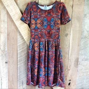 (LIKE NEW) LuLaRoe | Amelia Dress